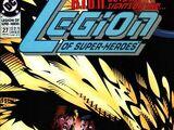 Legion of Super-Heroes Vol 4 27