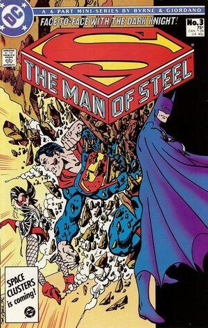 Man of Steel Vol 1 3