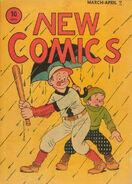 New Comics Vol 1 4