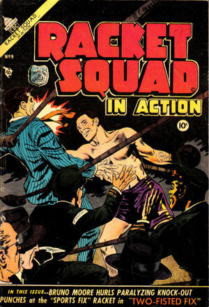 Racket Squad in Action Vol 1 9