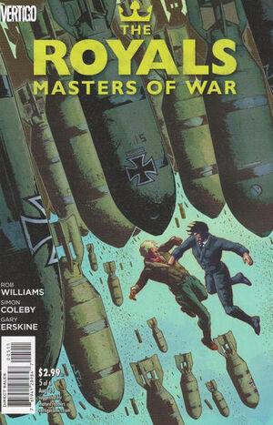 Royals Masters of War Vol 1 5
