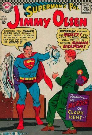 Superman's Pal, Jimmy Olsen Vol 1 103
