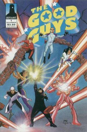 The Good Guys Vol 1 1
