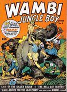 Wambi, the Jungle Boy Vol 1 2