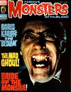 Famous Monsters of Filmland Vol 1 131