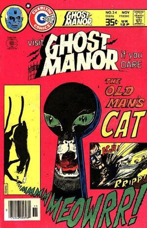 Ghost Manor Vol 2 34