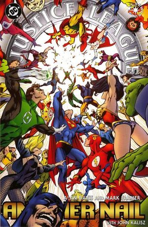 Justice League Another Nail Vol 1 3