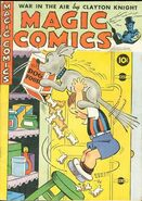 Magic Comics Vol 1 34