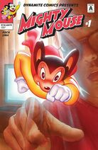 Mighty Mouse Vol 5 1