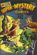 Super-Mystery Comics Vol 6 1