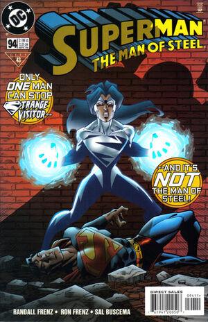 Superman Man of Steel Vol 1 94