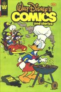 Walt Disney's Comics and Stories Vol 1 486