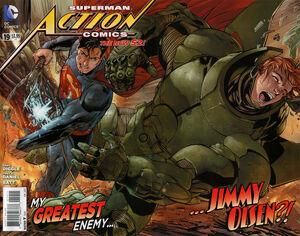 Action Comics Vol 2 19