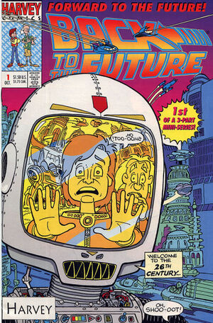 Back to the Future Forward to the Future Vol 1 1