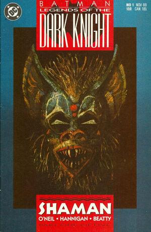 Batman Legends of the Dark Knight Vol 1 1