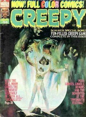 Creepy Vol 1 56