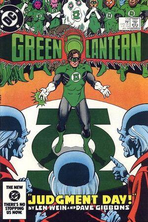 Green Lantern Vol 2 172