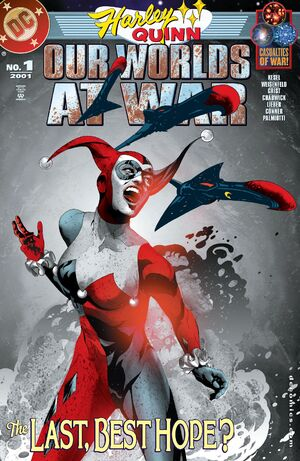 Harley Quinn Our Worlds at War Vol 1 1