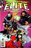 Justice League Elite Vol 1 1