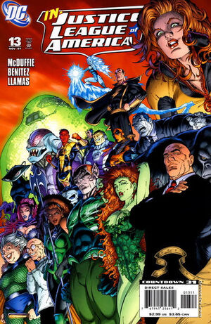 Justice League of America Vol 2 13
