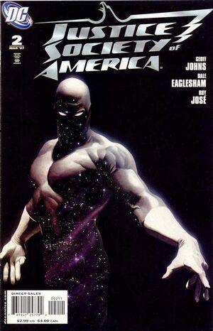 Justice Society of America Vol 3 2
