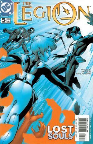 Legion Vol 1 5