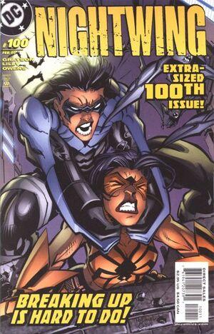 Nightwing Vol 2 100