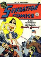 Sensation Comics Vol 1 1