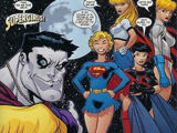 Alternative versions of Supergirl