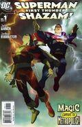 Superman Shazam First Thunder Vol 1 1