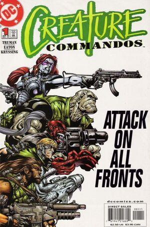 Creature Commandos Vol 1 1