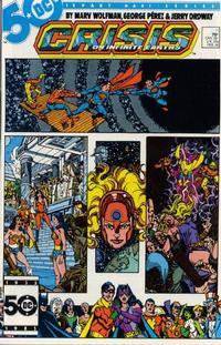 Crisis on Infinite Earths Vol 1 11