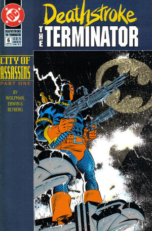 Deathstroke the Terminator Vol 1 6