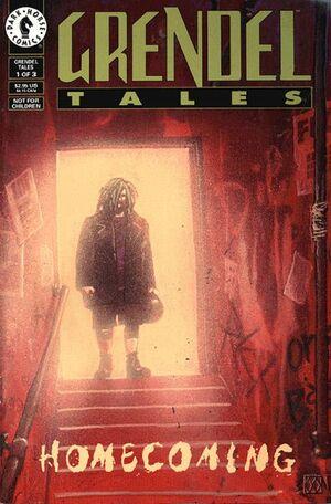 Grendel Tales Homecoming Vol 1 1