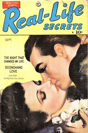 Real Life Secrets Vol 1 1