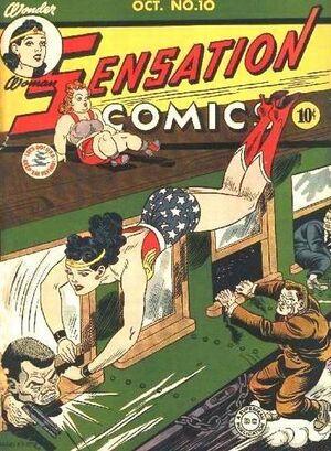 Sensation Comics Vol 1 10