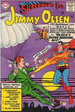Superman's Pal, Jimmy Olsen Vol 1 89