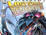 Superman: Last Stand of New Krypton Vol 1 1