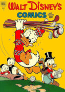 Walt Disney's Comics and Stories Vol 1 140