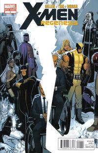 X-Men Regenesis Vol 1 1