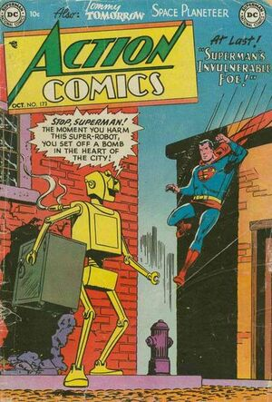 Action Comics Vol 1 173