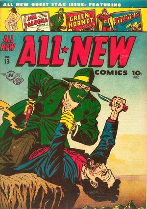 All-New Comics Vol 1 13