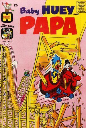 Baby Huey and Papa Vol 1 32