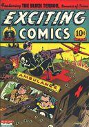 Exciting Comics Vol 1 31