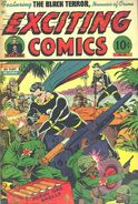 Exciting Comics Vol 1 36