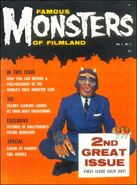 Famous Monsters of Filmland Vol 1 2