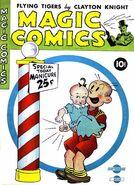 Magic Comics Vol 1 38