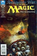 Magic the Gathering Antiquities War Vol 1 4