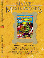 Marvel Masterworks Vol 1 200