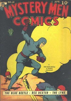 Mystery Men Comics Vol 1 21